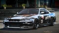 Nissan Skyline GS R-Tuning L9 for GTA 4