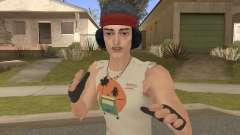 Average Peds (VCS) Pack 16 V2 for GTA San Andreas