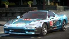 Honda NSX 90S L7 for GTA 4