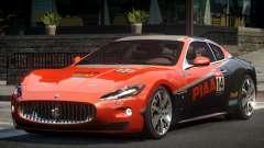 Maserati GranTurismo GS L5 for GTA 4