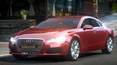 Audi A7 L-Tuned for GTA 4