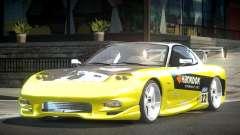Mazda RX7 SH L2 for GTA 4