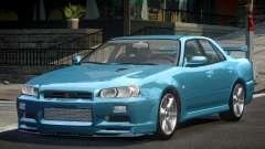 Nissan Skyline R34 SP-R