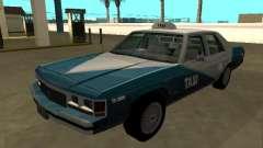 Ford LTD Crown Victoria 1991 Cab.Co California for GTA San Andreas