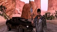 Max Rockatansky with Jacket for GTA San Andreas