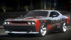 Dodge Challenger BS Racing L9 for GTA 4