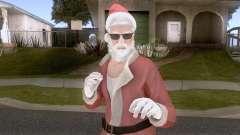 GTA Online Pack de Skins Christmas Parte 2 V6 for GTA San Andreas