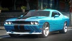 Dodge Challenger BS Racing L10 for GTA 4