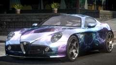 Alfa Romeo 8C BS L6 for GTA 4