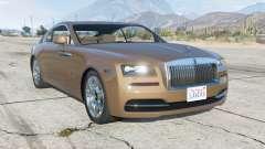 Rolls-Royce Wraith 2013 for GTA 5