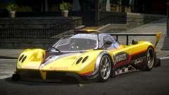 Pagani Zonda PSI Racing L4 for GTA 4
