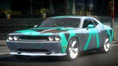 Dodge Challenger BS Racing L2 for GTA 4