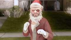 GTA Online Pack de Skins Christmas Parte 2 V8 for GTA San Andreas