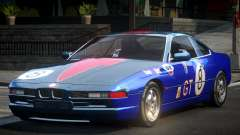 BMW 850CSi GT L7 for GTA 4