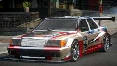 Mercedes-Benz 190E W201 L5 for GTA 4