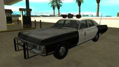Dodge Polara 1972 Los Angeles Police Dept