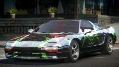 Honda NSX 90S L4 for GTA 4