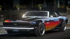 Chevrolet Camaro 68S L1 for GTA 4