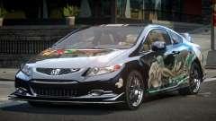 Honda Civic PSI S-Tuning L5 for GTA 4