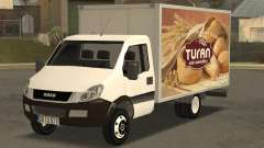 Iveco Daily TR Plates