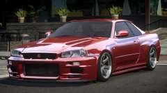 Nissan Skyline GS R-Tuning for GTA 4