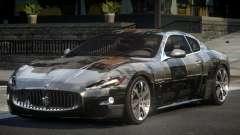 Maserati GranTurismo GS L4 for GTA 4