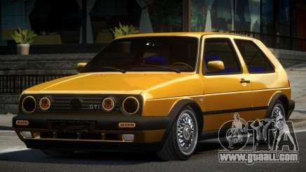 Volkswagen Golf GST-I for GTA 4