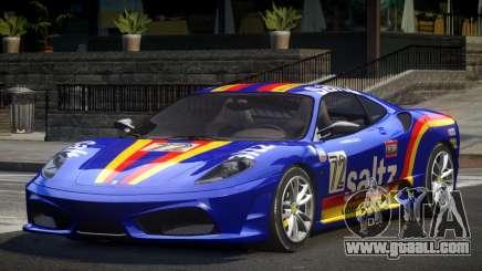 Ferrari F430 BS-R L3 for GTA 4