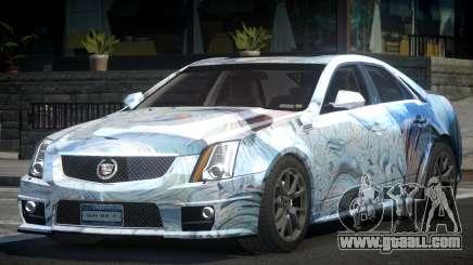 2011 Cadillac CTS-V L10 for GTA 4
