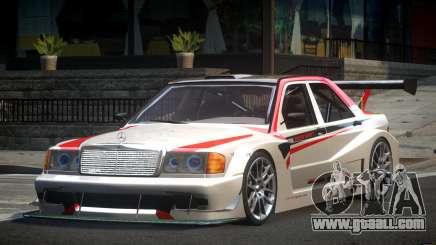 Mercedes-Benz BS Evo2 L10 for GTA 4