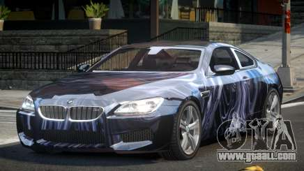 BMW M6 F13 GS PJ6 for GTA 4