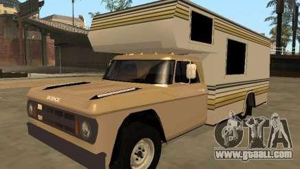 Dodge D-100 1968 for GTA San Andreas
