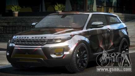 Range Rover Evoque PSI L5 for GTA 4
