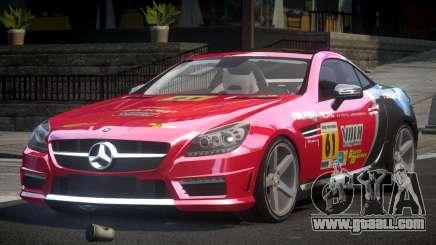 Mercedes-Benz SLK GST ES L1 for GTA 4