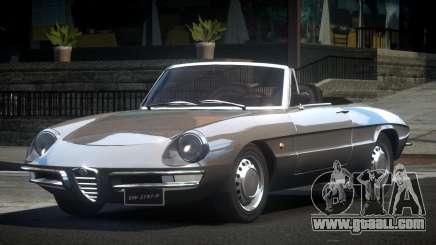 Alfa Romeo Spider 60S for GTA 4