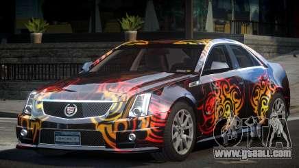 2011 Cadillac CTS-V L3 for GTA 4