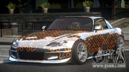 Honda S2000 GS Racing L4 for GTA 4