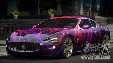 Maserati GranTurismo GS L10 for GTA 4