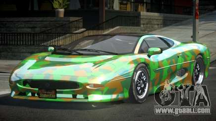 Jaguar XJ220 GS L5 for GTA 4
