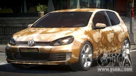 Volkswagen Golf GTI G-Style L10 for GTA 4