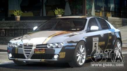 Alfa Romeo 159 GS L5 for GTA 4