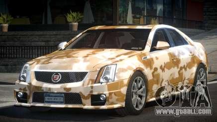 2011 Cadillac CTS-V L6 for GTA 4