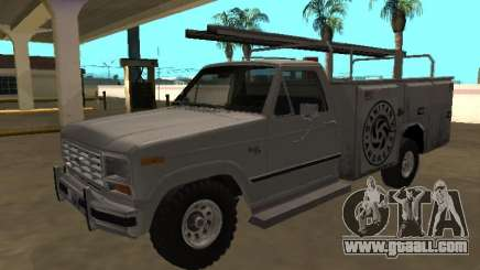 Ford F-150 1984 Utility for GTA San Andreas