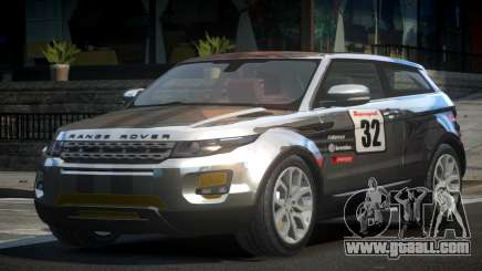 Range Rover Evoque PSI L4 for GTA 4