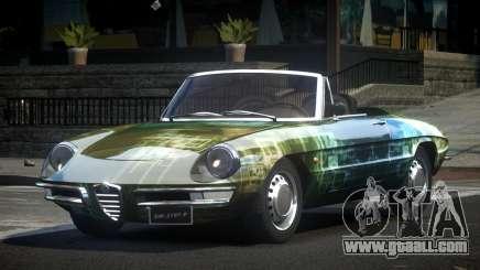 Alfa Romeo Spider 60S L5 for GTA 4