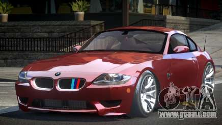 BMW Z4 X-Tuned for GTA 4