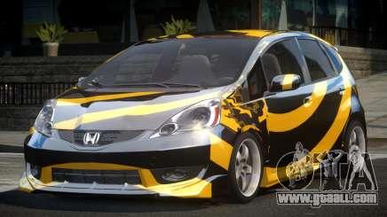 Honda Fit HK L4 for GTA 4