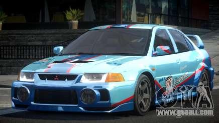 Mitsubishi Lancer SP VI L3 for GTA 4