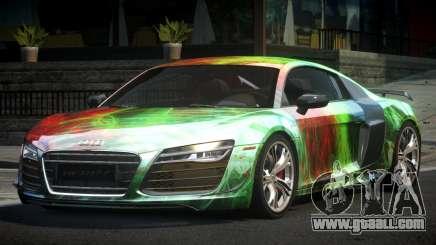 2015 Audi R8 L2 for GTA 4