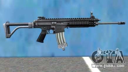 Robinson XCR Assault Rifle V1 for GTA San Andreas